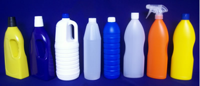 750ml general purpose JIK and bleach bottles