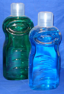 Bubble Bath Bottles